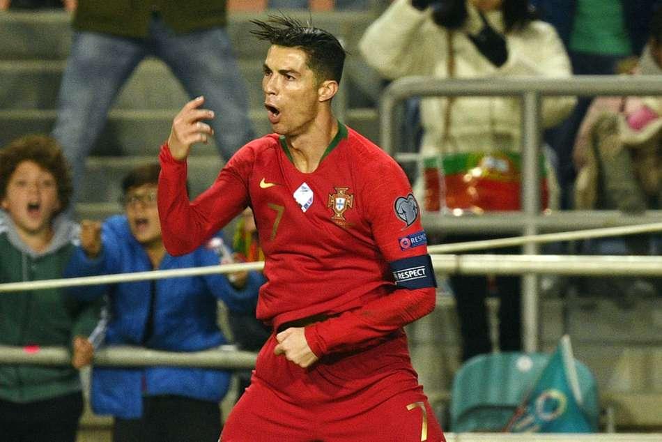 Still waiting on 100: Cristiano Ronaldo's best Portugal goals
