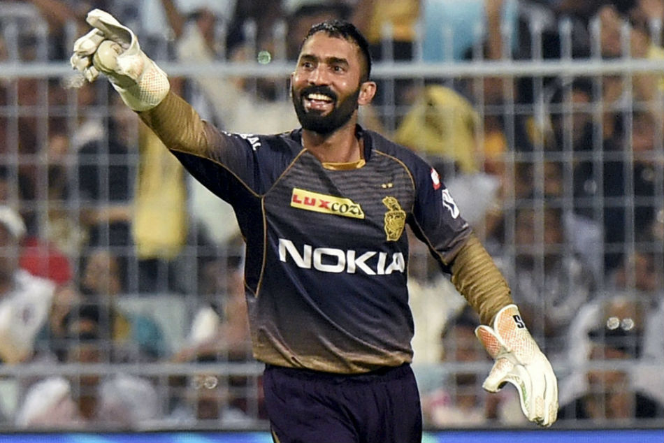 Dinesh Karthik takes to shadow apply and meditation in self-isolation