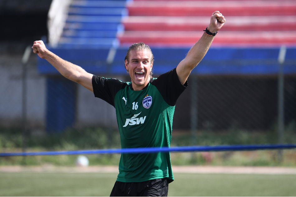 Midfielder Eric Paartalu signs fresh two-year deal with Bengaluru FC