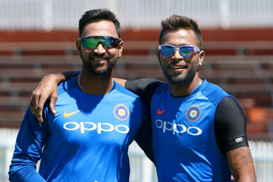 Can have fun indoors too: Hardik Pandya plays indoor cricket with brother Krunal due to coronavirus outbreak