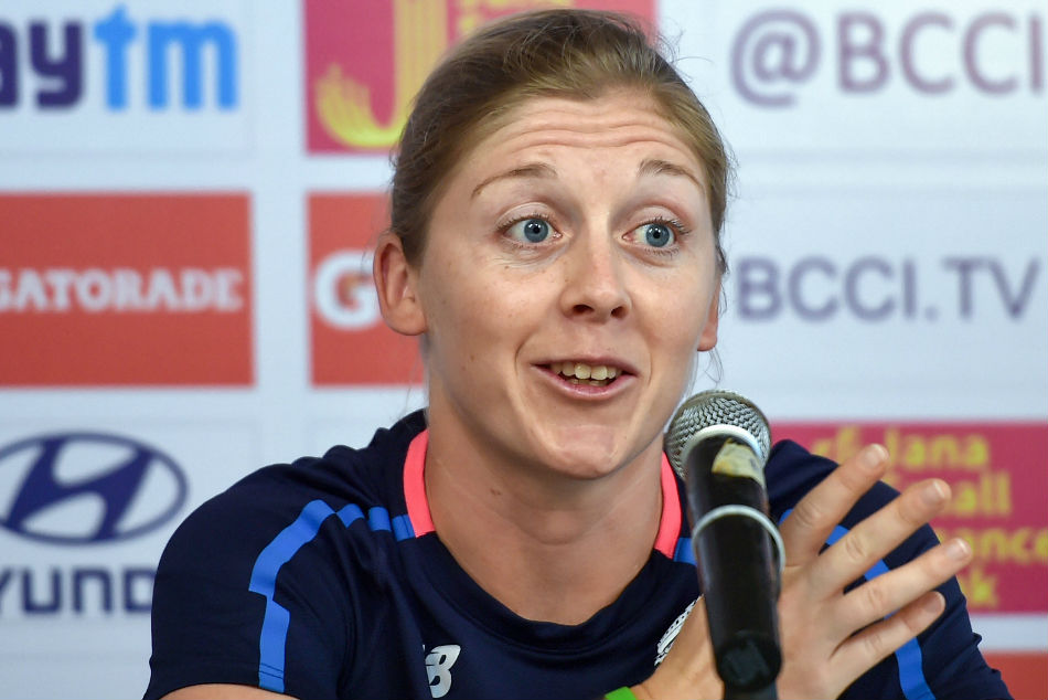 Women's T20 World Cup: Knight requires rule change after rain knocks England out
