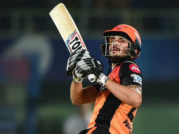 4. Sunrisers Hyderabad