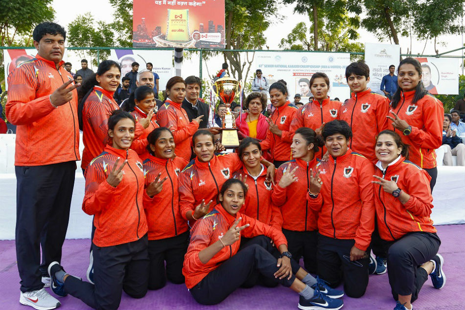 Senior National Kabaddi Championship: Pawan Sehrawat leads Indian Railways team to title triumph; IR women also win