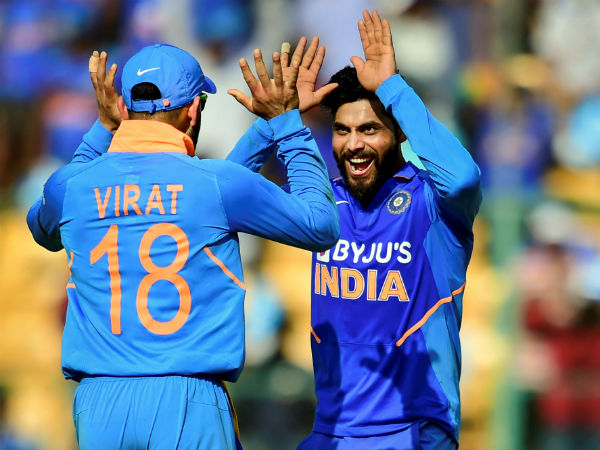 4. India look to close gap