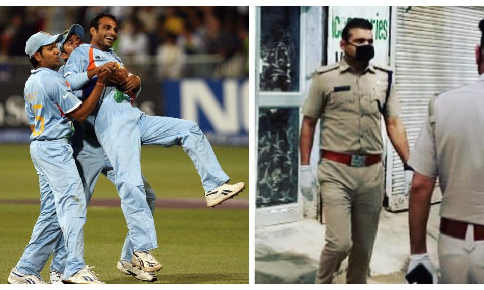ICC hails World T20 hero-turned cop Joginder Sharma for doing his bit in fight against coronavirus