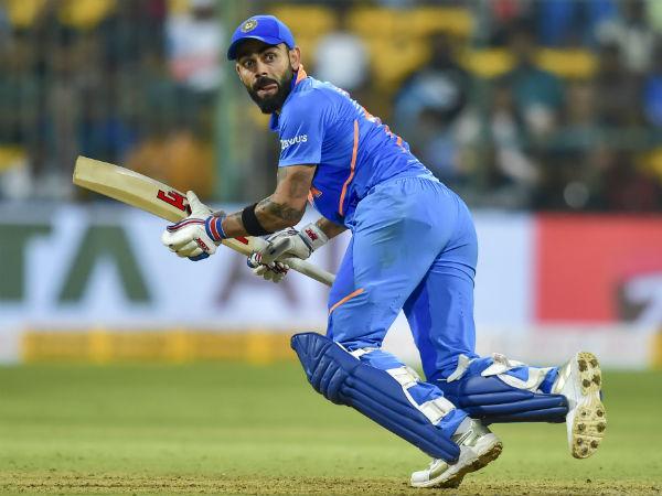 2. Kohli looks to surpass Tendulkar