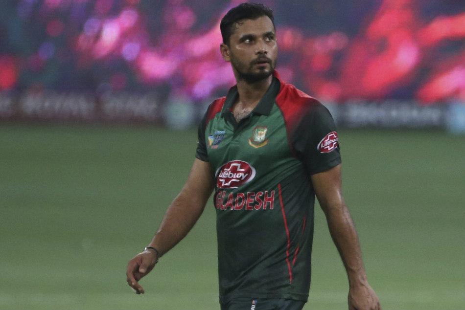 Mashrafe steps down as Bangladesh one-day captain