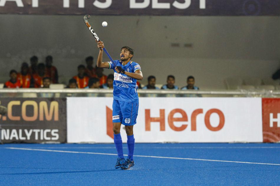 Aim To Earn A Spot In Tokyo Bound Indian Men S Hockey Team Says Raj Kumar Pal
