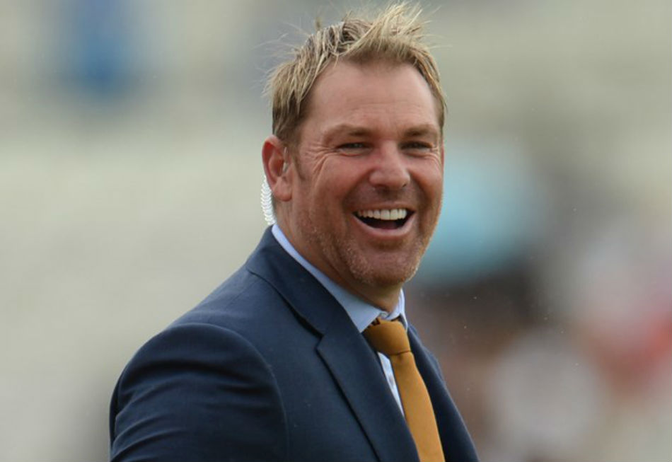 Shane Warne surprised to see lack of intensity by India while batting in the Pink Ball Test