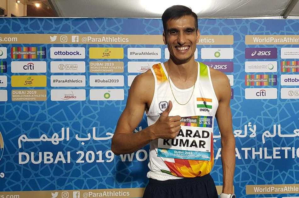 Coronavirus: Double Asian Para Games champion Sharad Kumar donates Rs 1 lakh