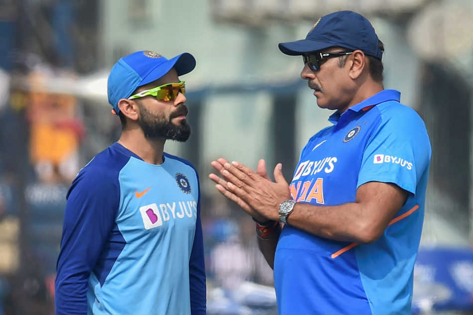 Ravi Shastri says Virat Kohli is the boss on the field; urges players to re-energise during lockdown