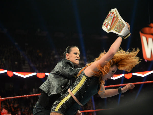 A final message for Becky Lynch ahead of WrestleMania
