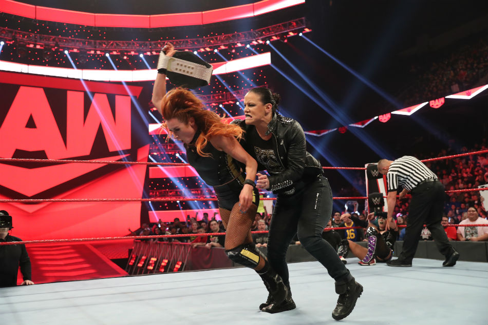 Shayna Baszler wants to show 'fake' Becky Lynch the 'reality' at WWE Wrestlemania 36