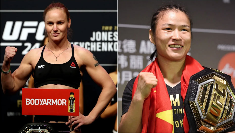 UFC dream fights vol.3: Valentina Shevchenko v Weili Zhang