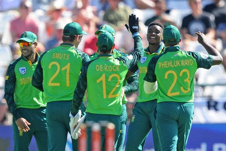 South Africa announce squad for ODI series against India; George Linde receives maiden ODI call-up, Du Plessis returns
