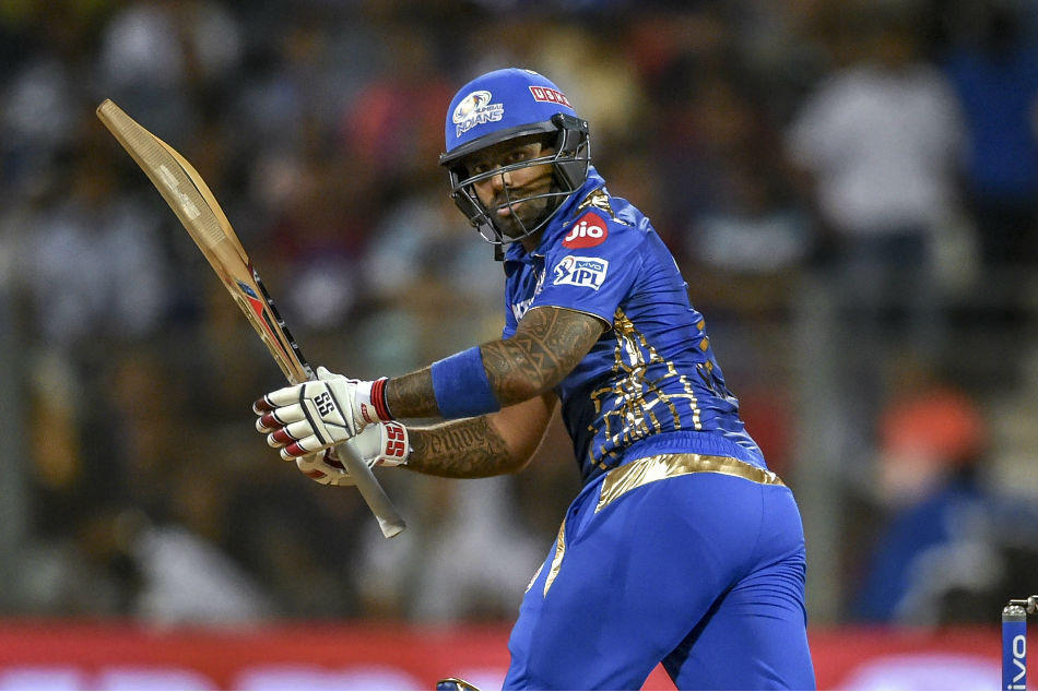 Mentally at Wankhede, physically home - Suryakumar Yadav
