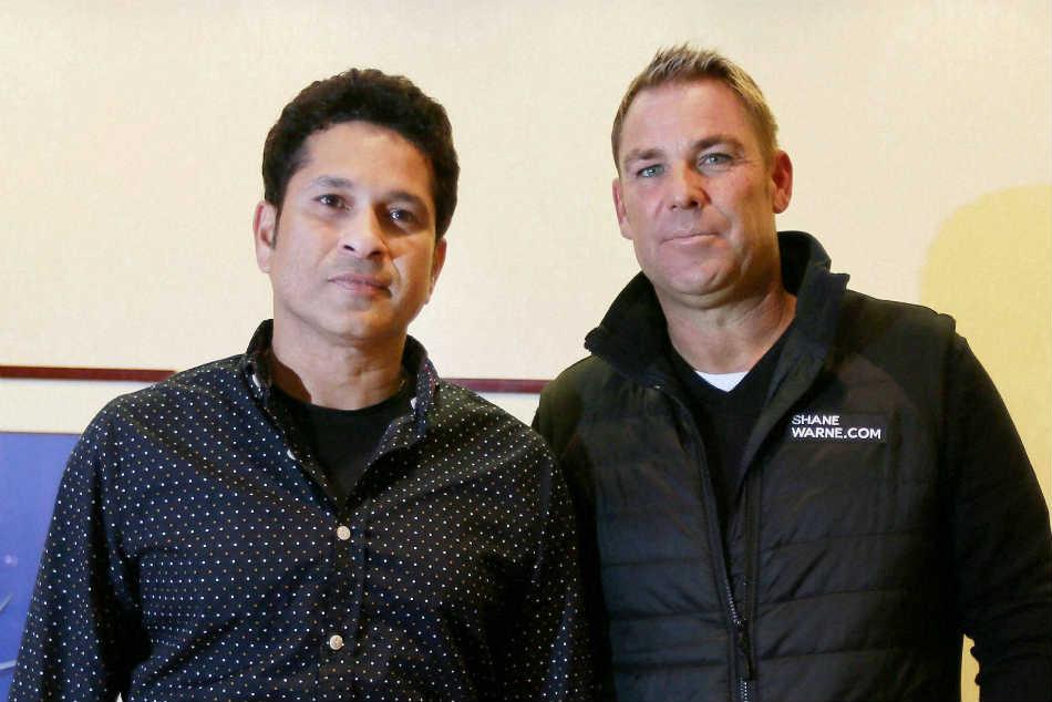 Shane Warne picks Sachin Tendulkar as batsman to bat in any situations