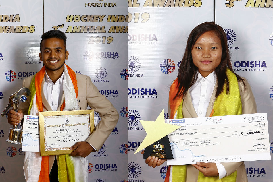 Lalremsiami And Vivek Sagar Prasad Focused On Tokyo Olympics