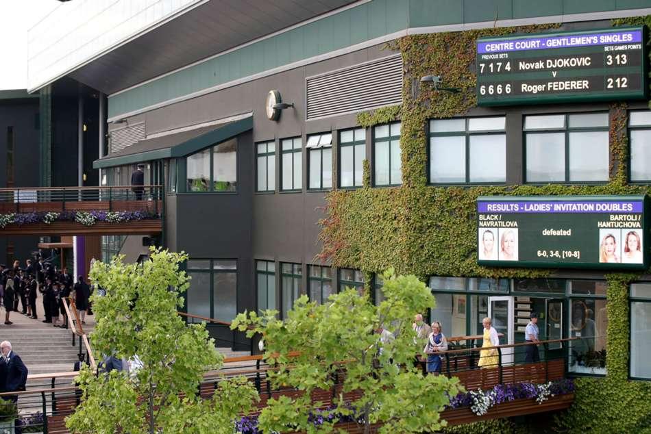 Coronavirus Wimbledon Organisers Emergency Meeting 2020 Tournament Atp Wta Itf