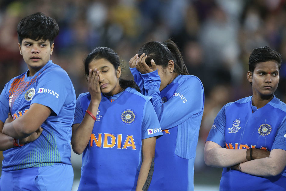 ICC Women's T20 World Cup final: Pawar hails Indian women team for grit