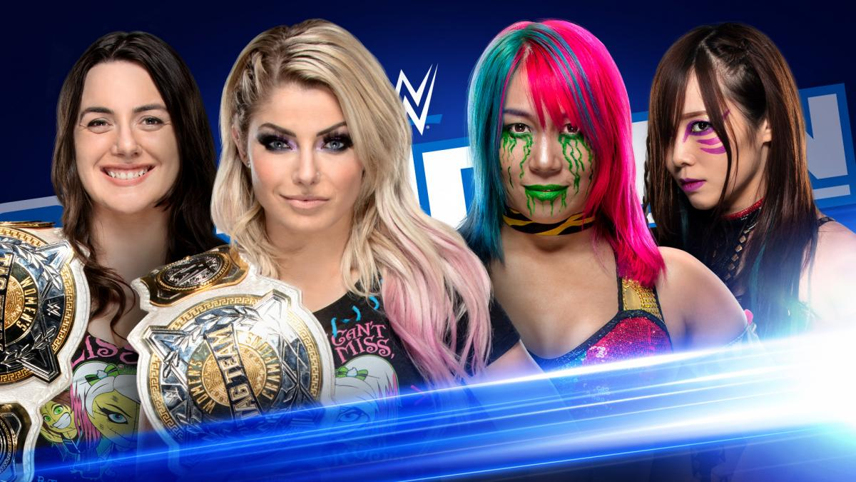 WWE Friday Night Smackdown preview & schedule: April 10, 2020