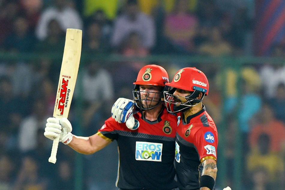 Virat Kohli says Abraham Benjamin De Villiers is best batsman