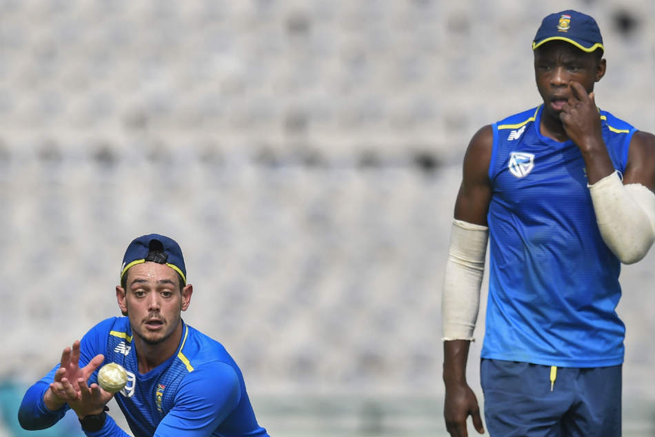 South Africa players test negative for COVID-19 after returning from India