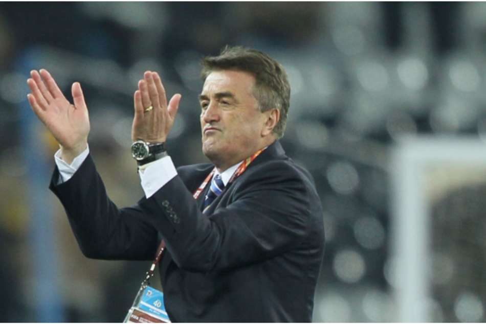 Former Real Madrid, Atletico and Barcelona coach Antic dies aged 71
