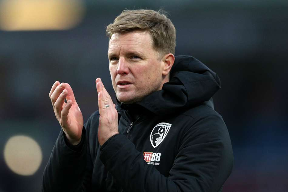 Coronavirus: Bournemouth boss Howe takes 'significant' pay cut, staff on furlough