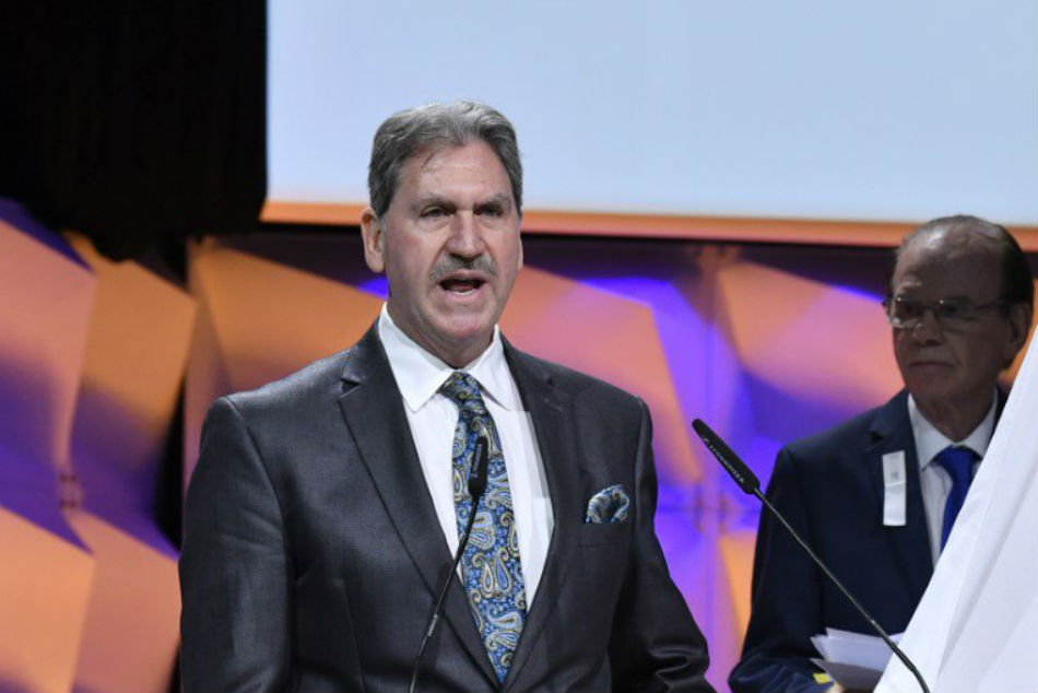 Coronavirus in sport: ITF chief takes 30 per cent pay cut