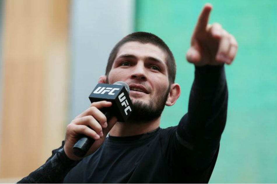 Coronavirus: Khabib won't fight Ferguson in UFC 249, hits back at critics