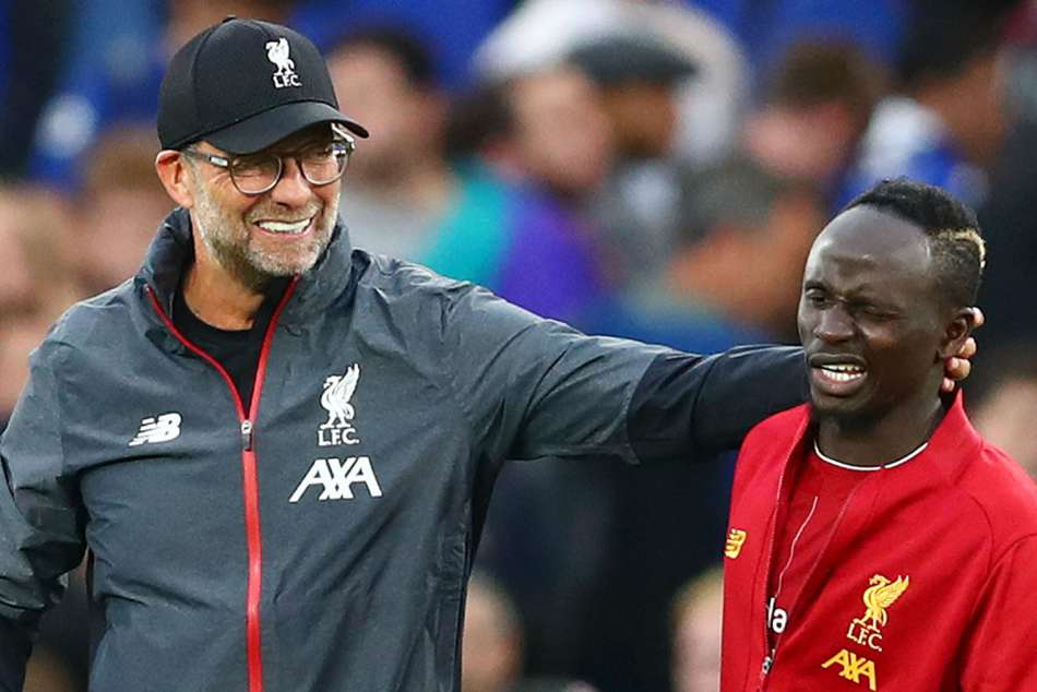 He said I was like a rapper – Mane remembers Klopp meeting