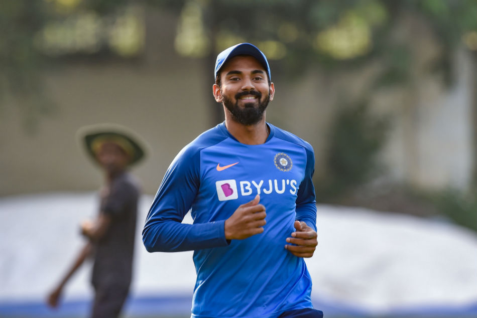 Pressure of changing Dhoni behind wickets was immense: KL Rahul