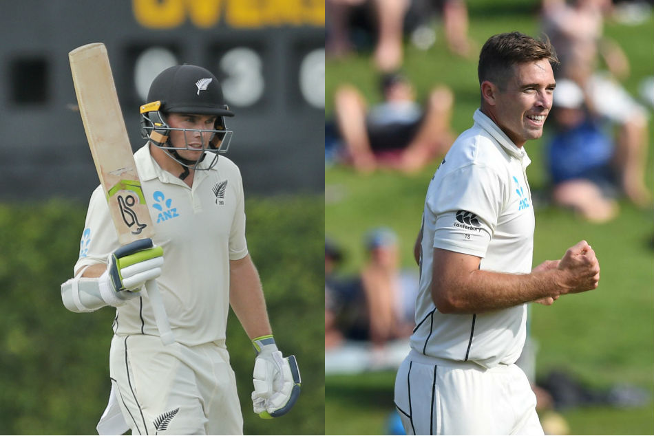 Latham, Southee function in New Zealand Cricket's virual awards