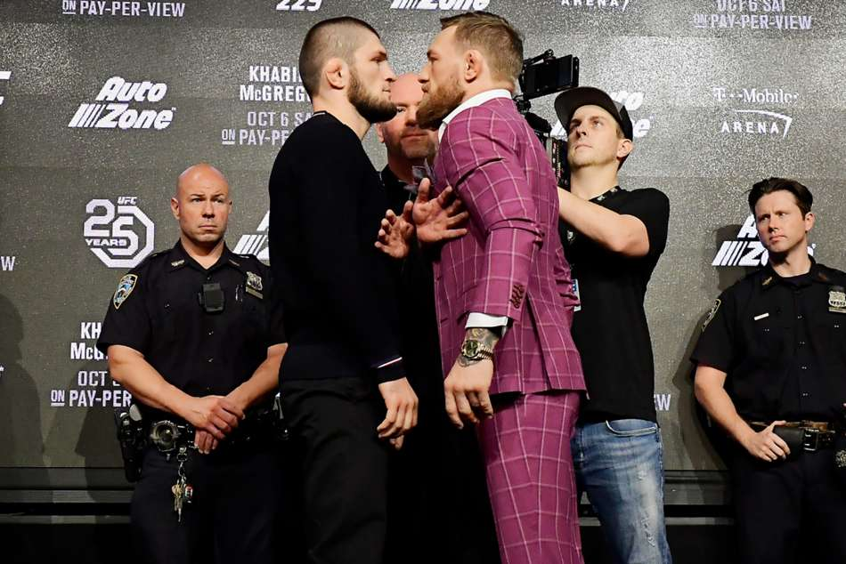 UFC 249: McGregor takes swipe at Khabib and Ferguson