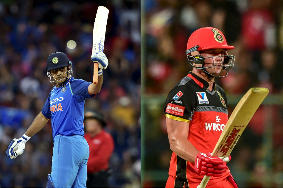 Virat Kohli reveals he enjoys batting with MS Dhoni and AB de Villiers