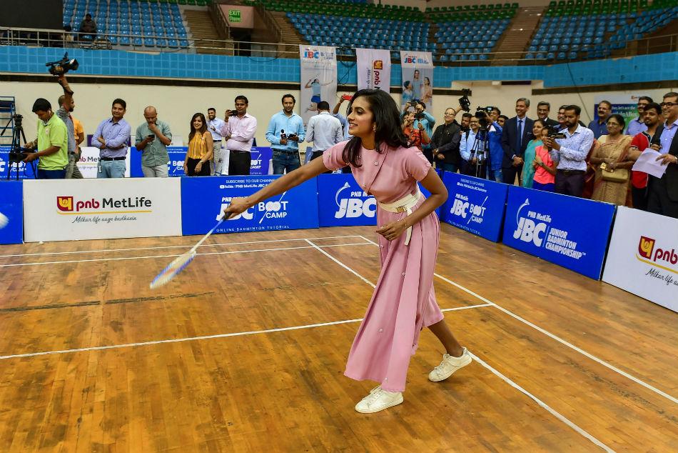 Bwf Names Pv Sindhu As An Ambassador For Its I Am Badminton Campaign