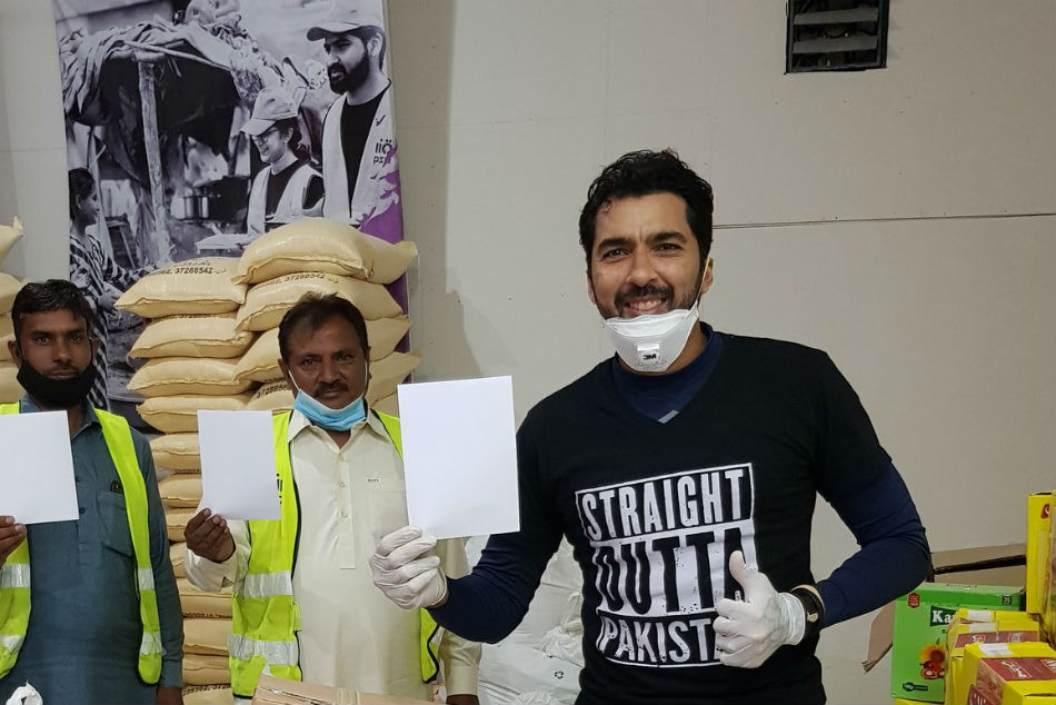 Coronavirus in sport: Tennis star Aisam-ul Haq Qureshi helps 1000 families in Pakistan