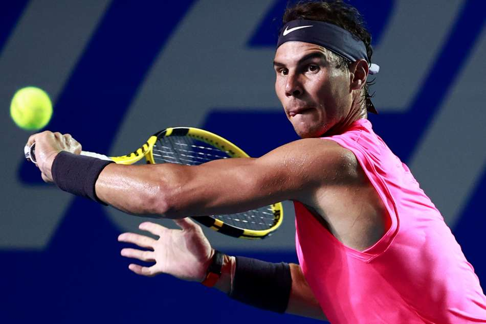Rafael Nadal 'doesn't give a damn about tennis right now', says coach Toni