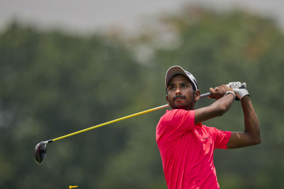 Lockdown days: Golfer Rashid turns to martial arts to stay fit and kill boredom