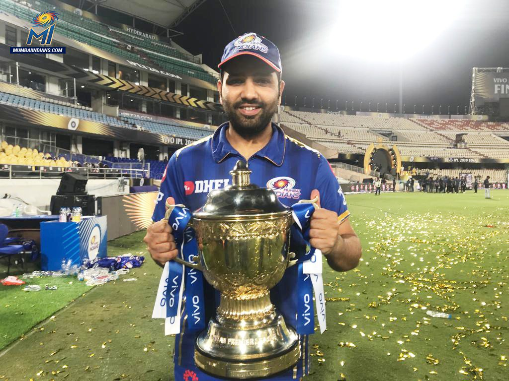 Rohit Sharma will end up being the most successful IPL captain of ...