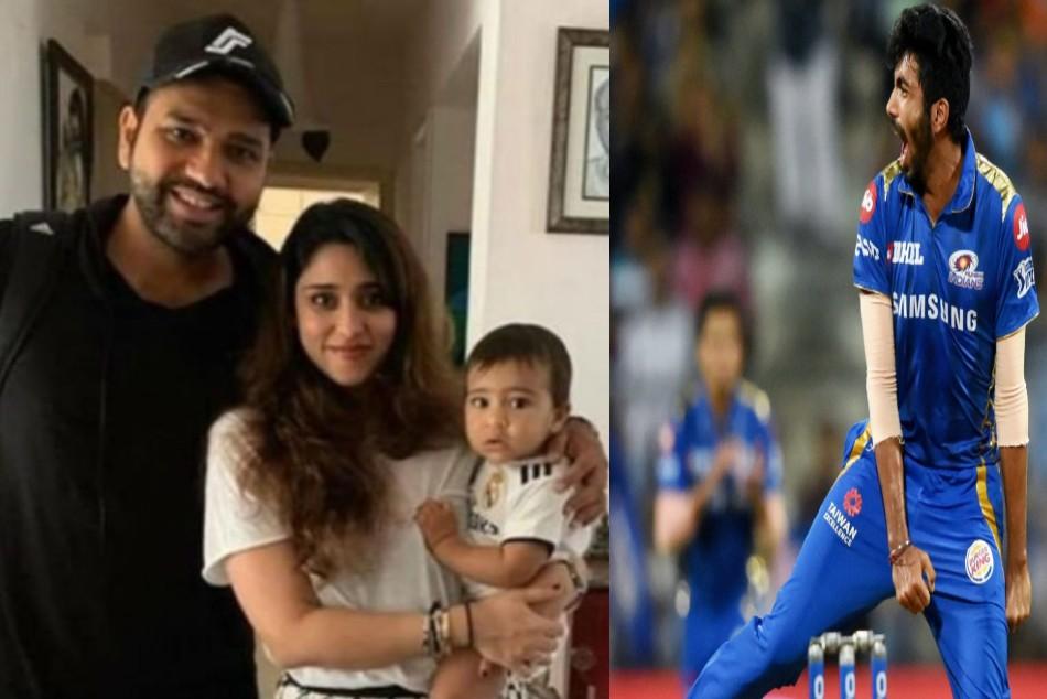 Rohit Sharma's daughter Samairah imitates Jasprit Bumrah's bowling action - Watch adorable video