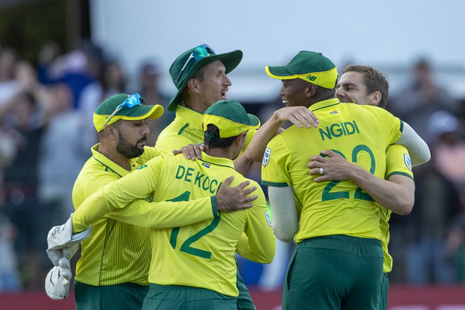 No pay cut for South African cricketers despite growing concerns over coronavirus pandemic
