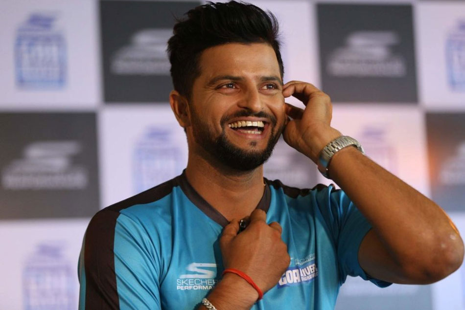 Lockdown days: Suresh Raina reveals he's washing vegetables more than his  hair in self-isolation - myKhel