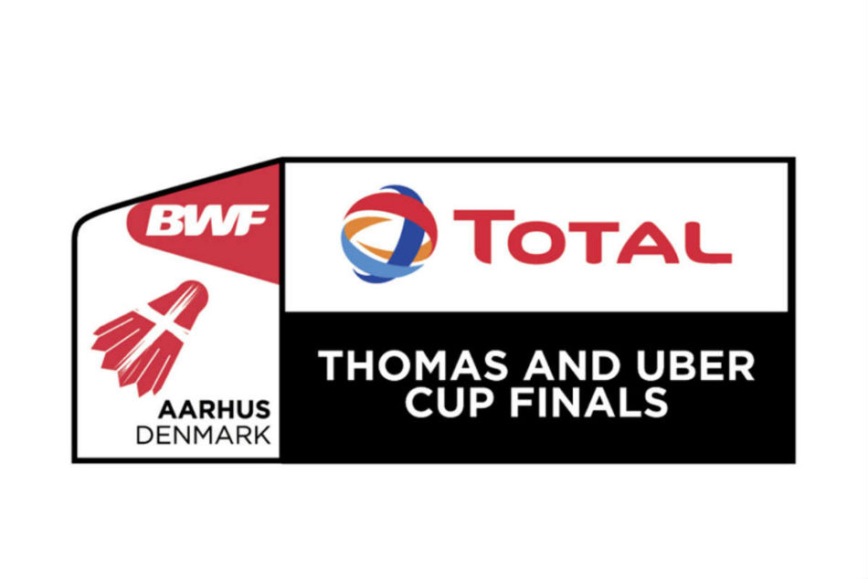 Thomas and Uber Cup Finals will be held from October 3 to 11 in Aarhus, Denmark