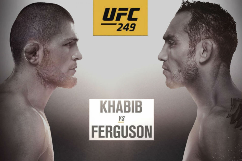 UFC 249: Five times Khabib vs Ferguson fight was cancelled