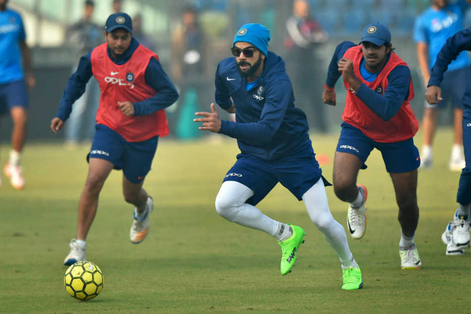 Kohli performs soccer throughout observe as if it is FIFA World Cup remaining: Nasser Hussain