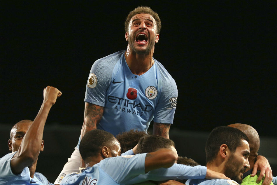 Coronavirus in sport: Manchester City's Kyle Walker faces disciplinary action for breaking lockdown rules