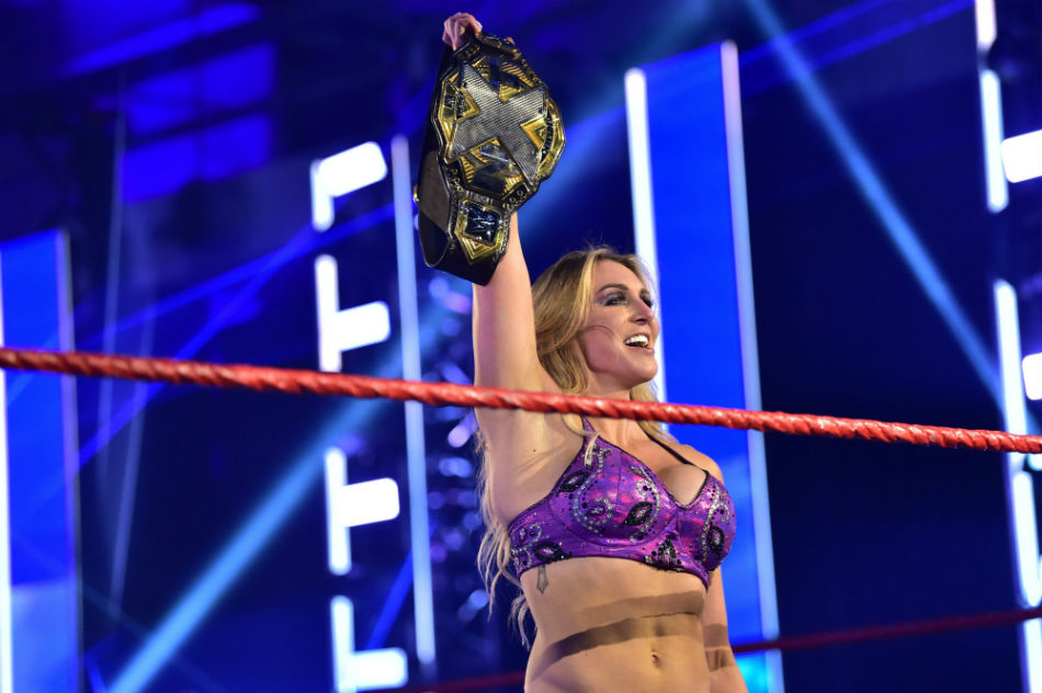 Charlotte Flair Wants To Face This WWE Hall Of Famer, Next 2