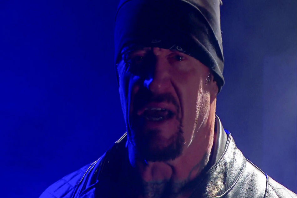Spoiler on The Undertaker vs. AJ Styles at WWE Wrestlemania 36
